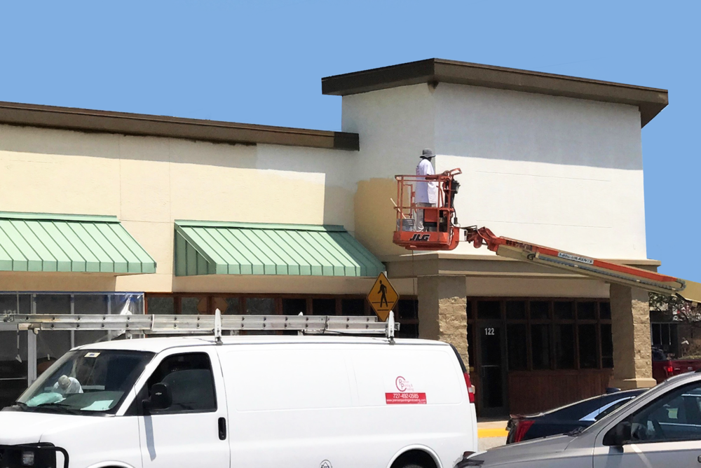 Commercial Painting -