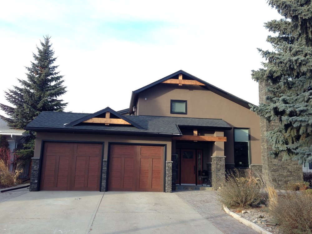 Home Addition in the Calgary Community of Lake Bonavista