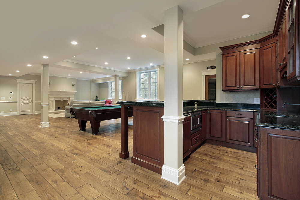 Calgary Basement Renovation, Remodeling & Development