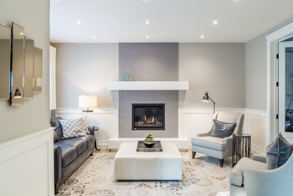 Interior Renovation in the Calgary community of Rosemont