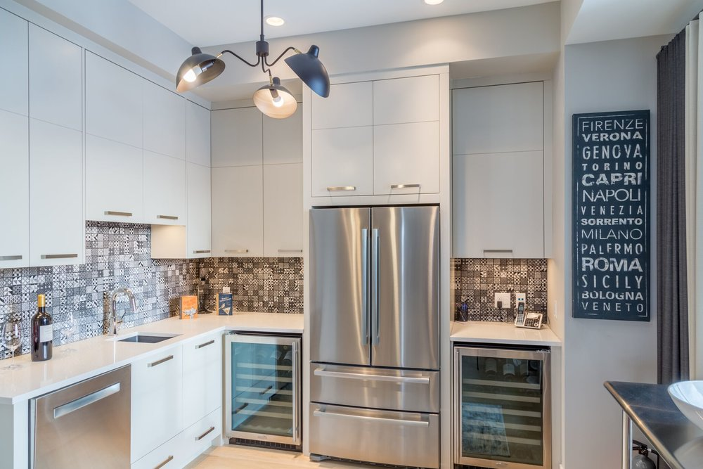Kitchen Renovation in the Calgary Community of Cranston