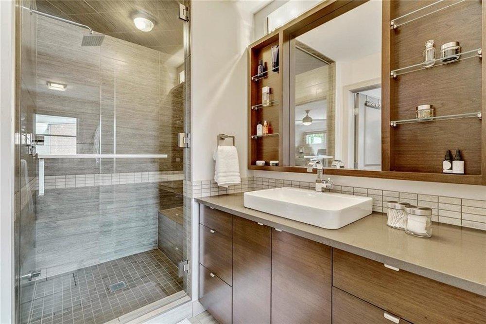 Bathroom Renovation in the Calgary Community of Altadore