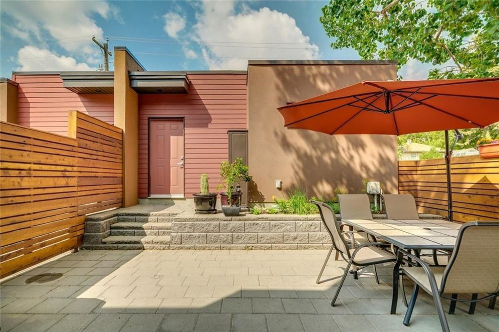 Custom Home Build in the Calgary Community of Altadore