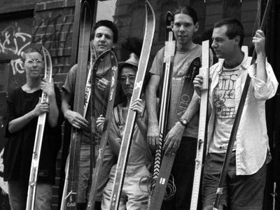 Ski-A-Delics circa 1989