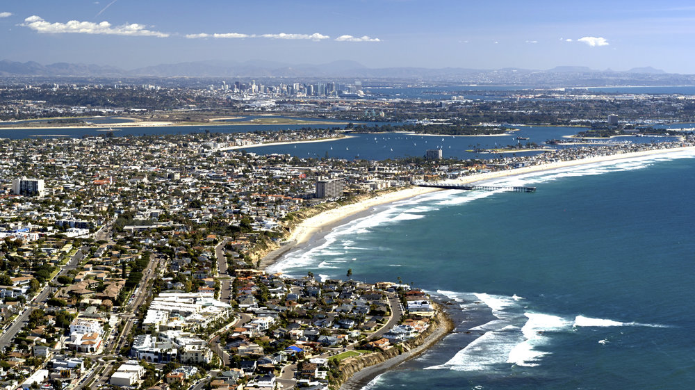 California Coast - Click below to enter a Drone Studios exclusive