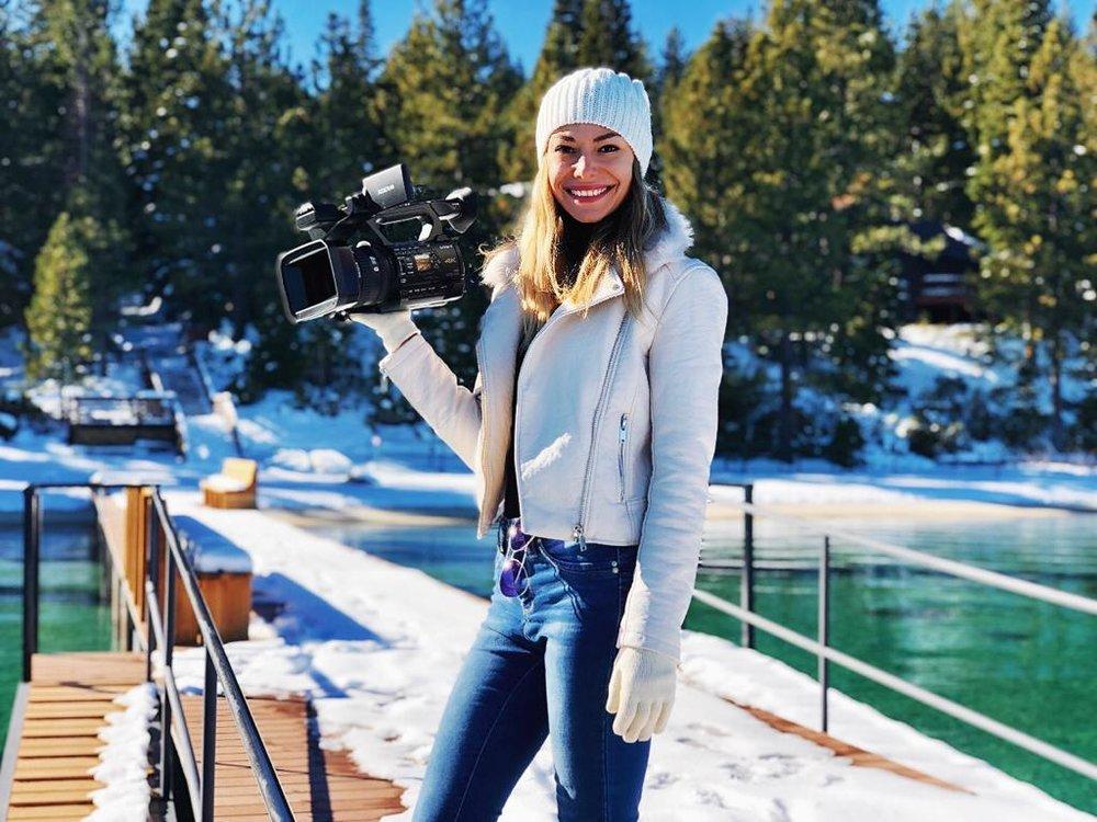 Iry our associate camera operator
