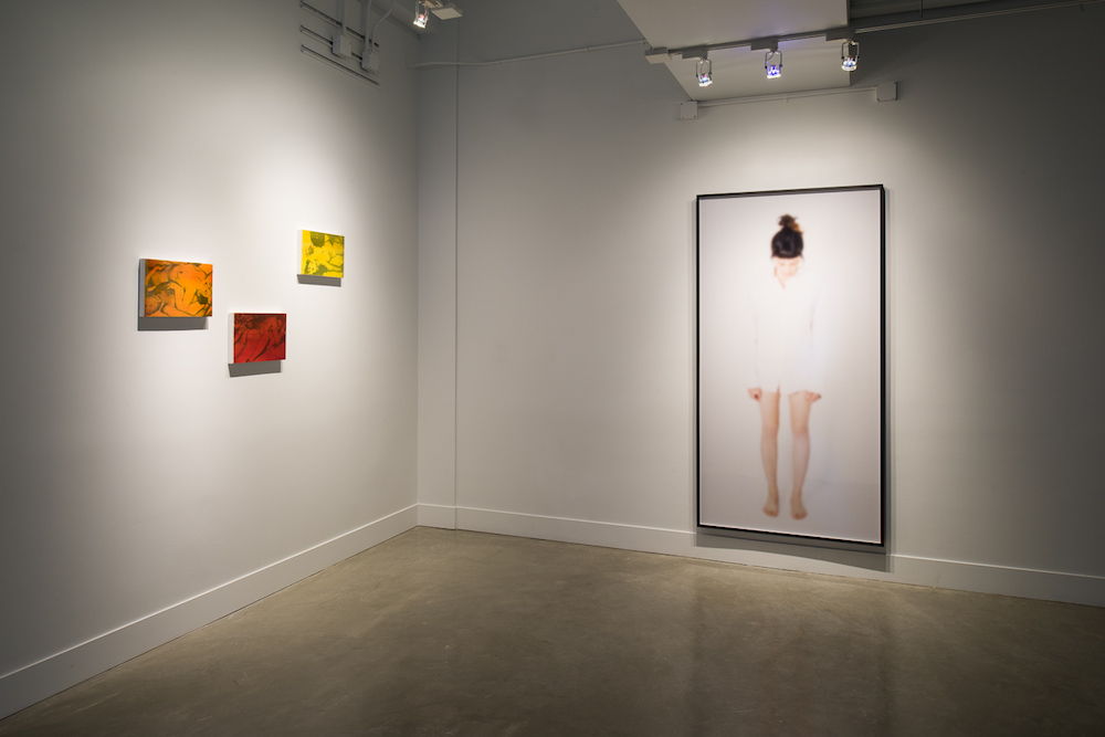 Eva Schlegel: Solo Exhibition , installation view, Gallery Wendi Norris, San Francisco, CA, November 6 — December 20, 2014, Photographer: JKA Photography