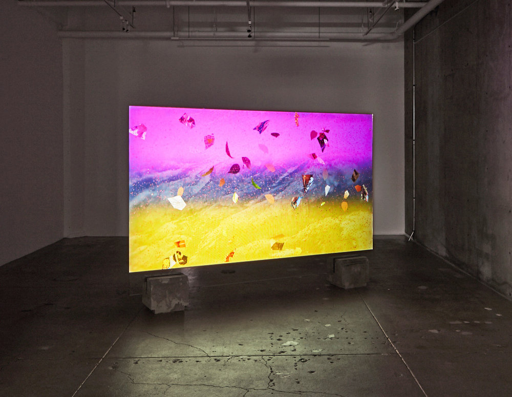 Ranu Mukherjee: Shadowtime , 2017, installation view, Gallery Wendi Norris, San Francisco, May 18 - July 8, 2017, photography: JKA Photography