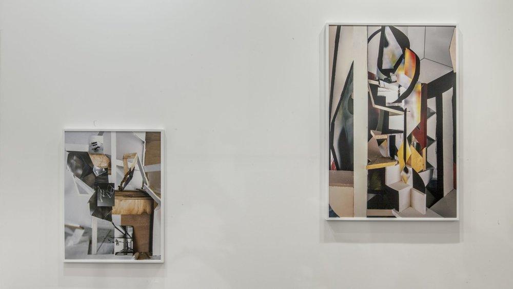 Art Dubai 2018 , installation view, Madinat Jumeirah, Al Sufouh Road, Umm Suqeim, Dubai, UAE, Hall 2, Booth 9, March 21 - 24, 2018