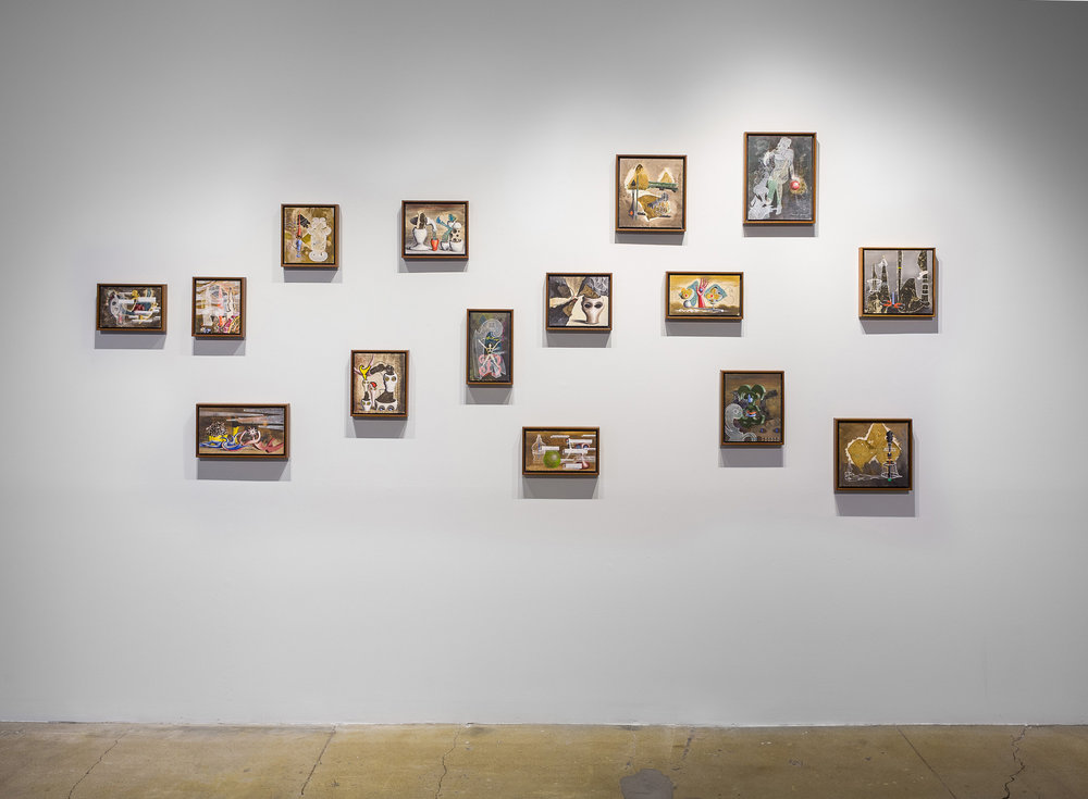 Marcel Jean: Stellar Games,  installation view, Gallery Wendi Norris, San Francisco, CA, November 10 — January 14, 2016, photography: Hewitt Photography