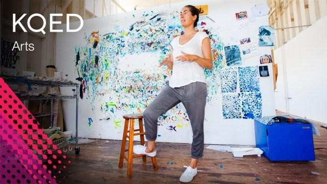 Ana Teresa Fernandez  (Photo: Travis Jensen)     http://ww2.kqed.org/arts/2016/07/19/women-to-watch-ana-teresa-fernandez/
