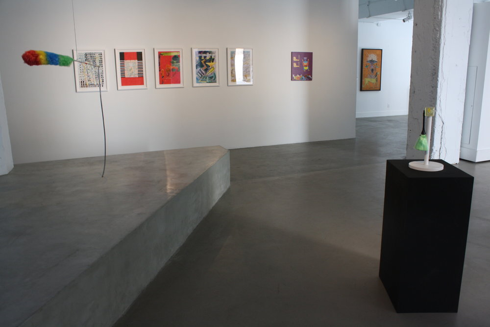 Keegan McHargue: Natural,  installation view, Gallery Wendi Norris, San Francisco, CA, September 10 — October 29, 2011
