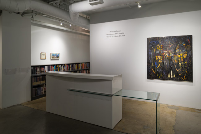 Wolfgang Paalen: Philosopher of the Possible,  installation view, Gallery Wendi Norris, San Francisco, CA, February 6 – March 29, 2014