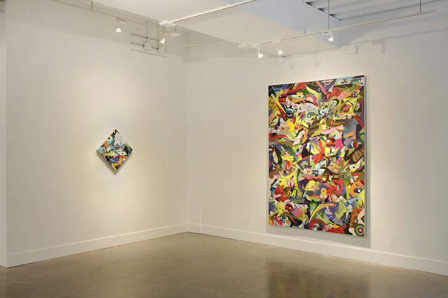 Tomokazu Matsuyama: Come With Me,  installation view, Gallery Wendi Norris, San Francisco, CA, March 12 — May 2, 2015