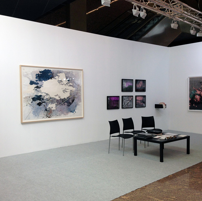 Art International Istanbul 2013,  The Haliç Congress Center, Beyoglu, Istanbul, Booth D3, September 16 - 18, 2013