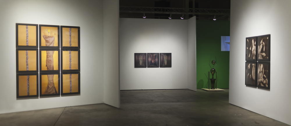 María Magdalena Campos-Pons: If I Were A Poet,  installation view, Gallery Wendi Norris Offsite, 649 Mason Street, San Francisco, CA, January 11 - 28, 2018, photography: Maciek Janicki