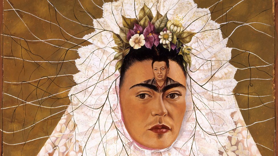 Self Portrait as a Tehuana, Frida Kahlo, 1943 | © The Jacques and Natasha Gelman Collection of 20th Century Mexican Art and The Vergel Foundation