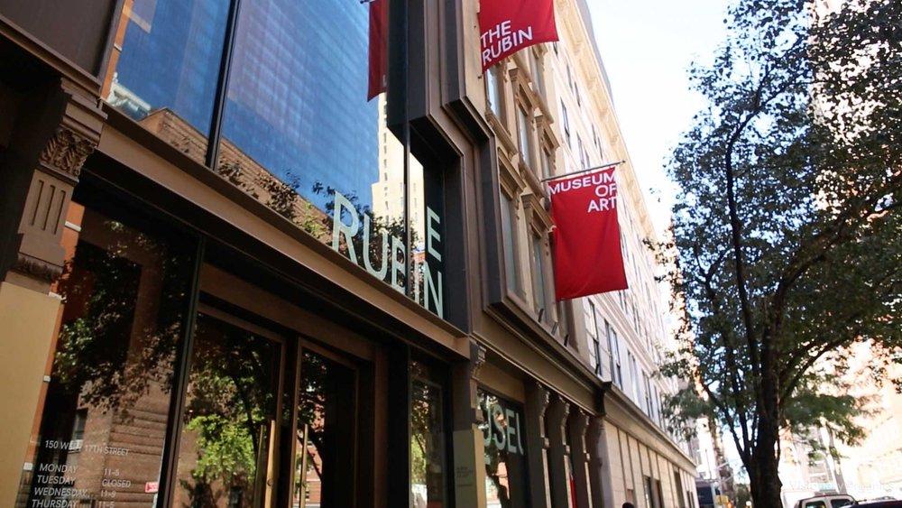 Rubin museum of art, New York
