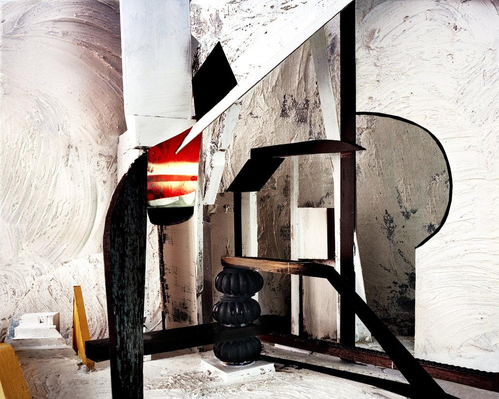Yamini Nayar,  Transference,  2014, Lightjet print, 40 x 50 inches (101.6 x 127 cm), Edition of 5 +2AP