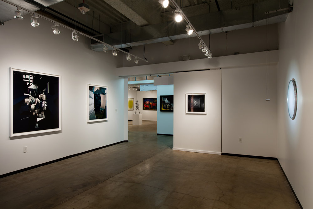 Dallas Art Fair 2016,  installation view, Fashion Industry Gallery, 1807 Ross Avenue, Dallas, TX, April 14 - 17, 2016