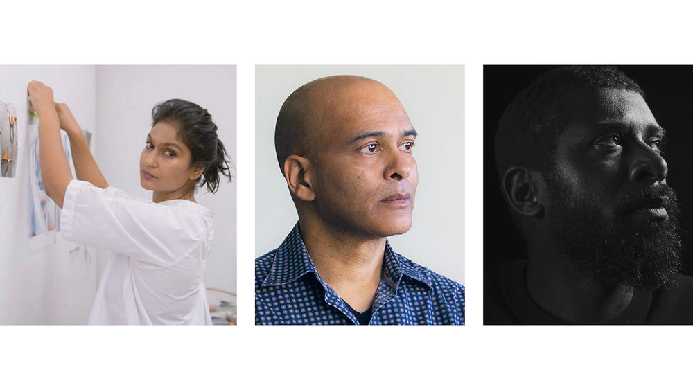 GALLERY EVENT   In Conversation: Yamini Nayar and Allan deSouza, moderated by George McCalman   March 23, 2019 | 2 - 3 PM |  3344 24th Street, San Francisco, CA