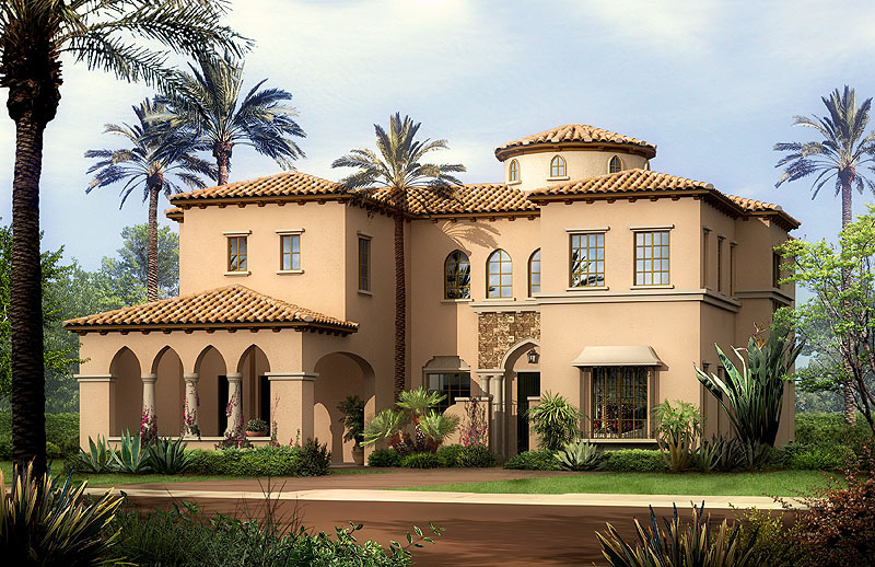 New Cairo Villas    |  Cairo, Egypt