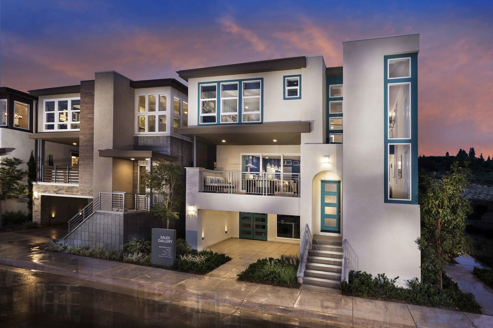 Apex at Civita    |  San Diego, California     AWARDS   +  2015 SoCal Award  for Best Architectural Design of a Single Family Detached Home Prices $750,000-$1 Million  +  2015 SoCal Award  for Best Detached Community of the Year Priced Under $1 Million  +  2015 Best in American Living Award  for Best Architectural Design of a Detached Home 2,001-,2500 Sq. Ft.