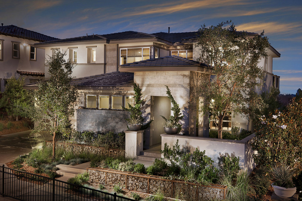 Bella Vista   | San Marcos, California    + 2013 Gold Nugget Award of Merit for Best Single Family Detached Home 3,001-4,000 Sq. Ft.  + 2013 Nationals Silver Award for Best Architectural Design of a Single-Family home 2,500-4,000 Sq. Ft.