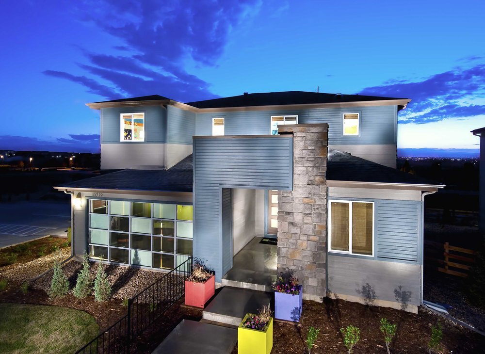 Spaces    |  Arizona, California, & Colorado     AWARDS*  +  2011 Denver Bar Award  for Best Architectural Design of a Detached Home $350,000 and Below  +  2011 National Silver Award  for Best Production Design of a Single-Family Detached Home  +  2010 Best in American Living Platinum Award  for Best Single Family Detached Home Up to 2,000 Sq. Ft.  +  2010 Gold Nugget Award  for Best Single Family Detached Home Under 2,000 Sq. Ft. on a Conventional Lot   * Awards listed for all Shea Homes' Spaces Locations.