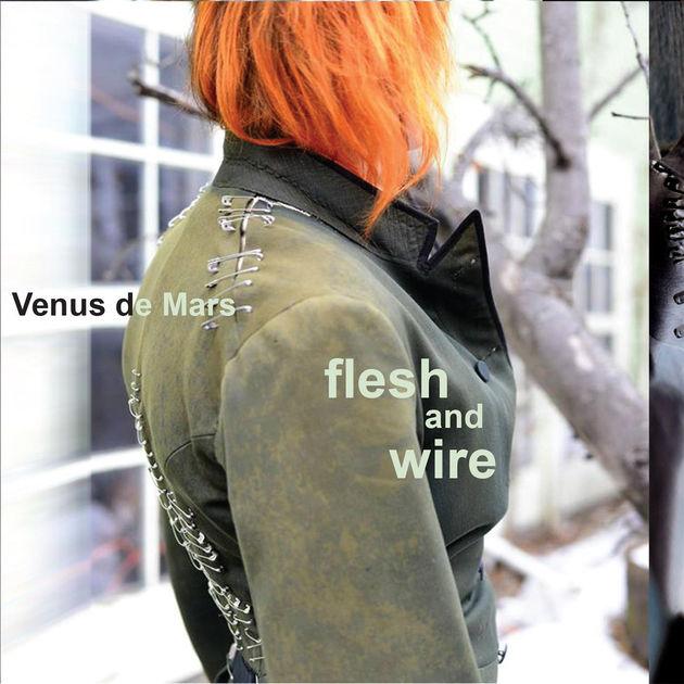 Venus DeMars' 2015 release  Flesh and Wire