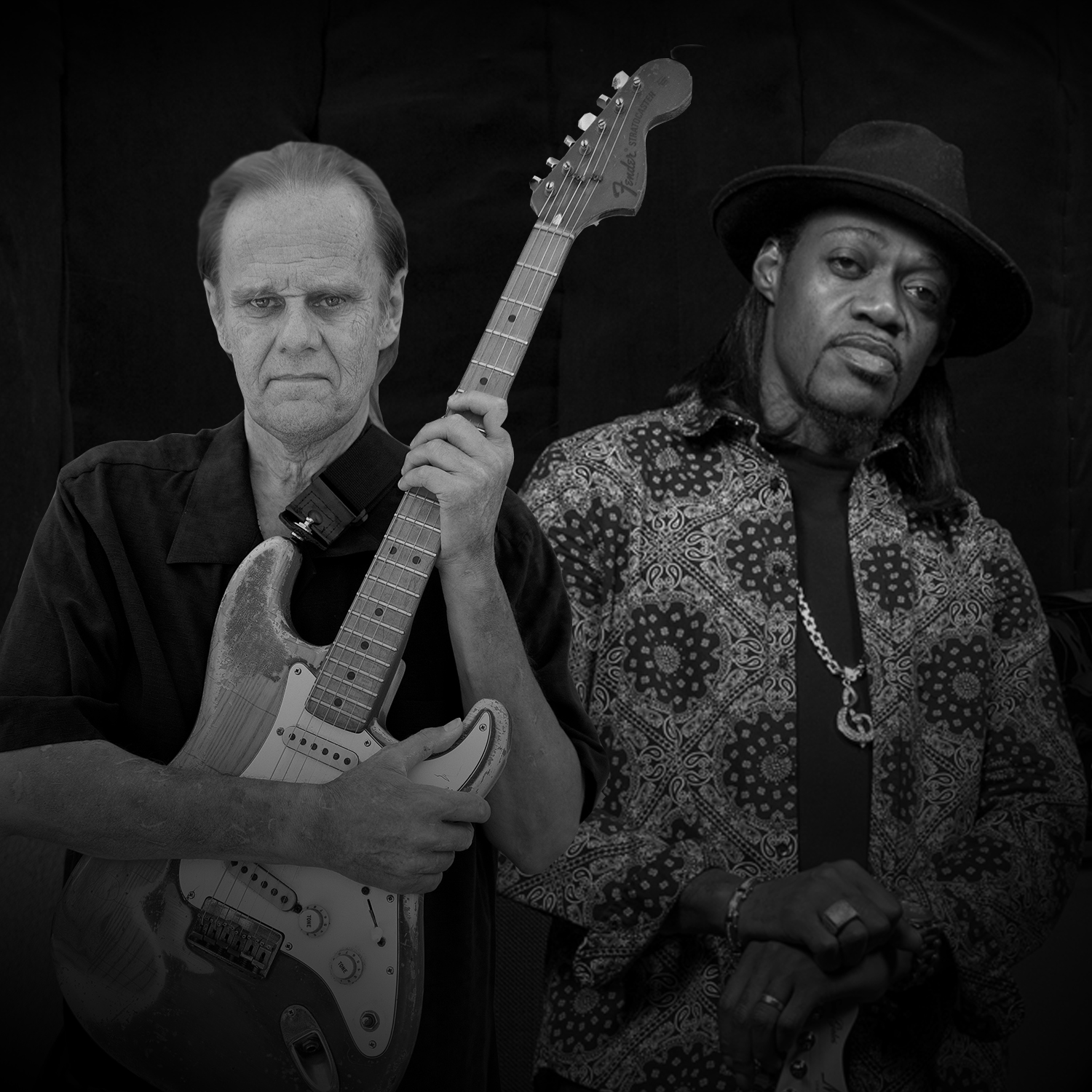 walter trout and eric gales the cedar cultural center