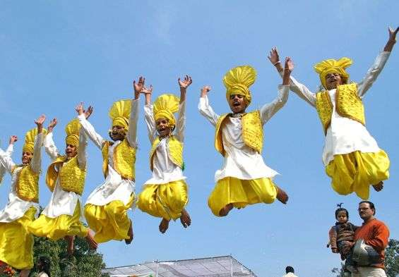 1940's - Bhangra music and dance dates back to the mid 20th century in the Punjab region of India, where it was originally a folk dance performed to celebrate the success of the harvest on Baisakhi, April 13th.