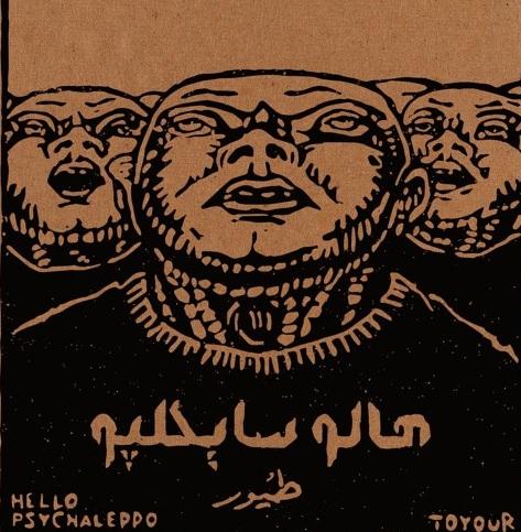 Samer's album artwork for Toyour