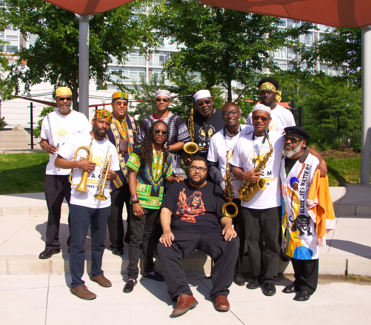 THE GREAT BLACK MUSIC ENSEMBLE: An Ensemble of the Association for the Advancement of Creative Musicians™