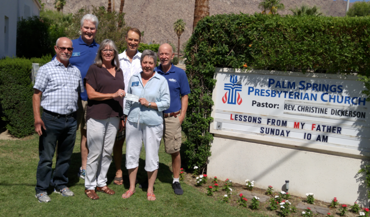 Palm Springs Presbyterian Church