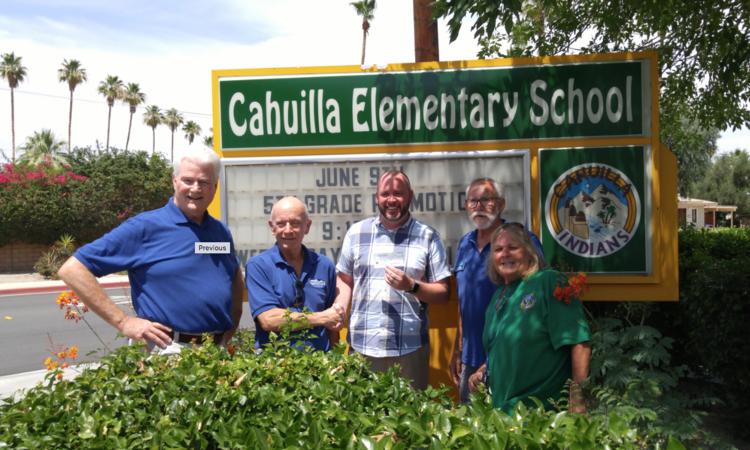 Cahuilla Elementary School