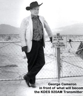 GEORGE CAMERON