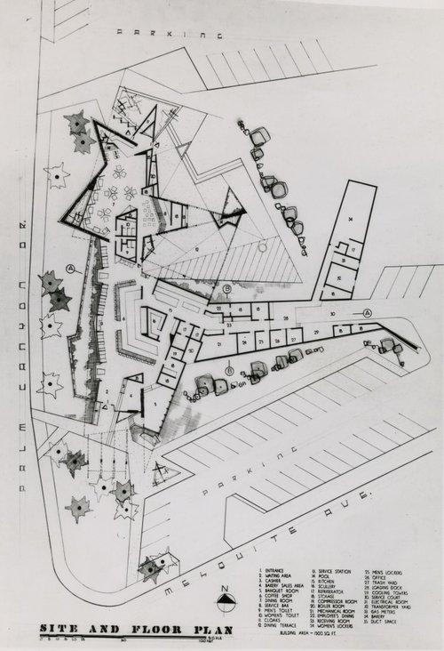 Cameron center Site Map
