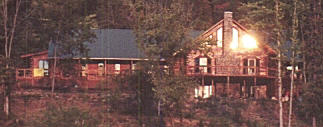 Ozark Wildreness Lodge - CTF Headquarters