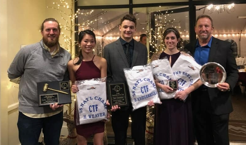 2018 Black Belt Banquet