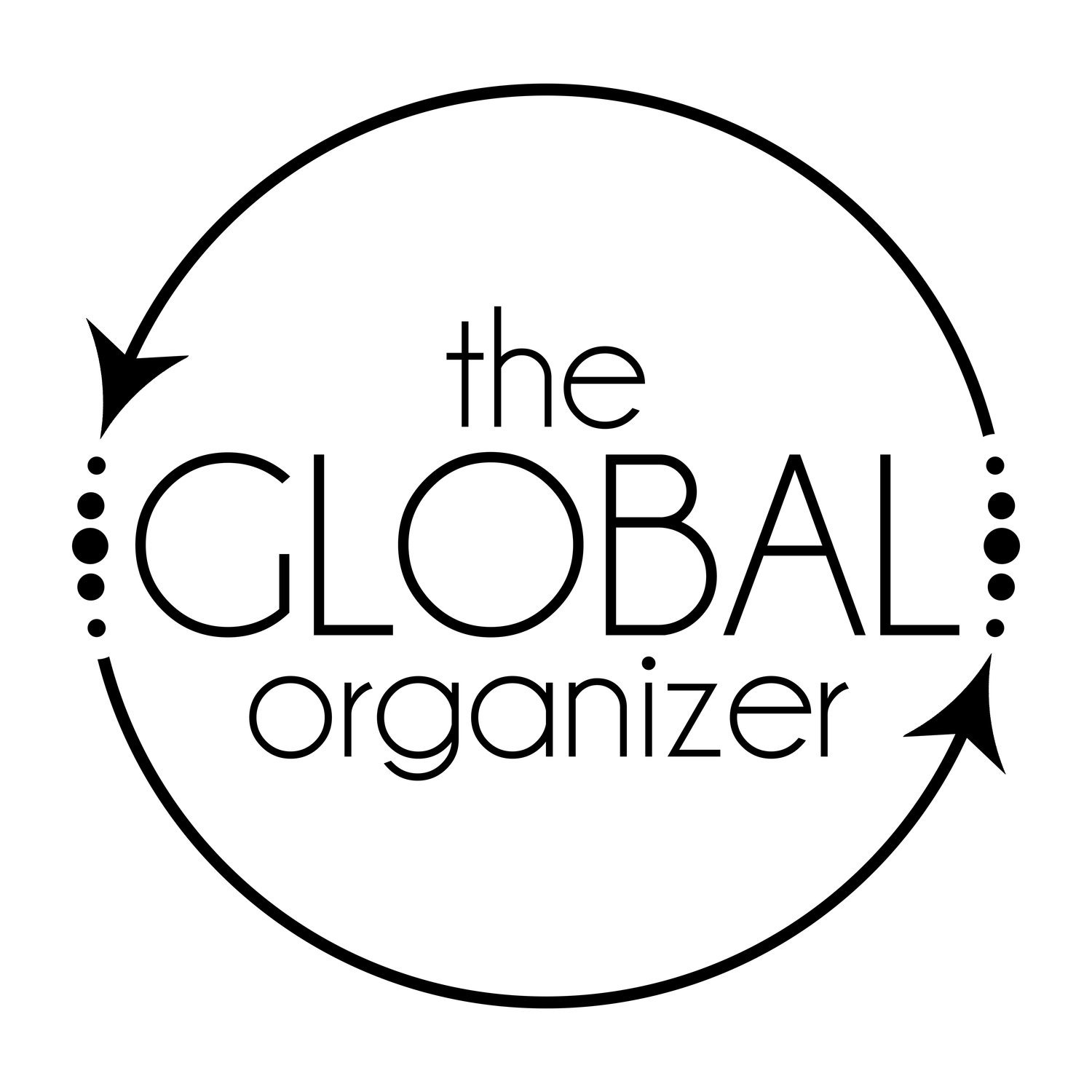 THE GLOBAL ORGANIZER