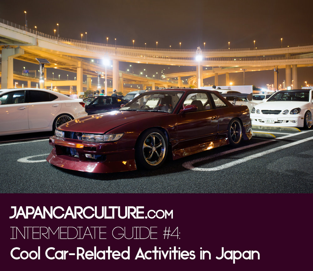 Cool Car Related Activities Japan Car Culture