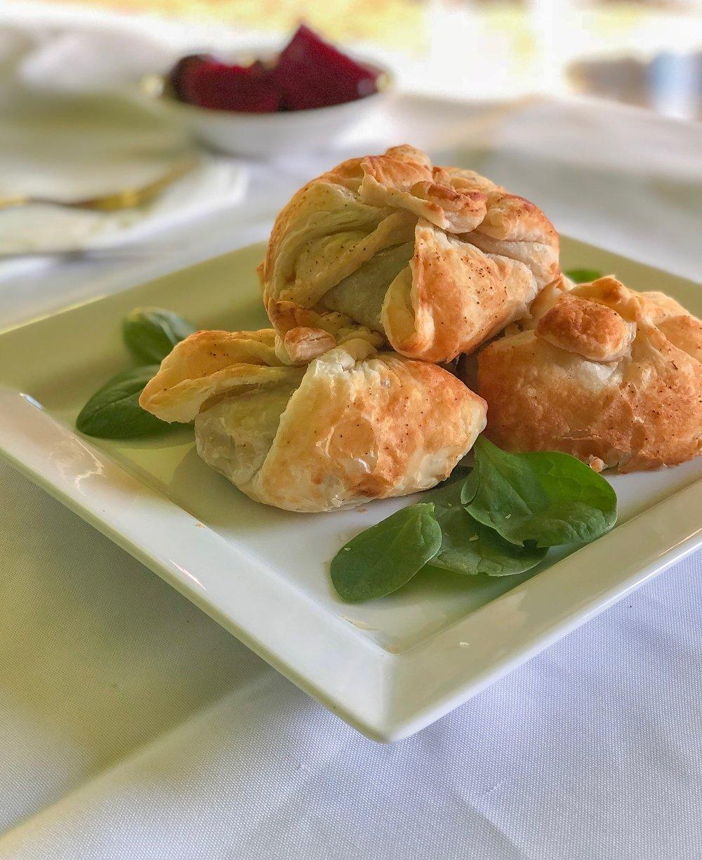 Bouchées au pain de seitan