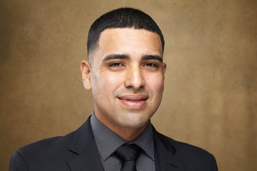 Fresno California Business Headshots - Hispanic male