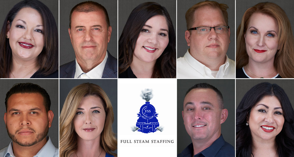 Business Group Headshots - Fresno CA
