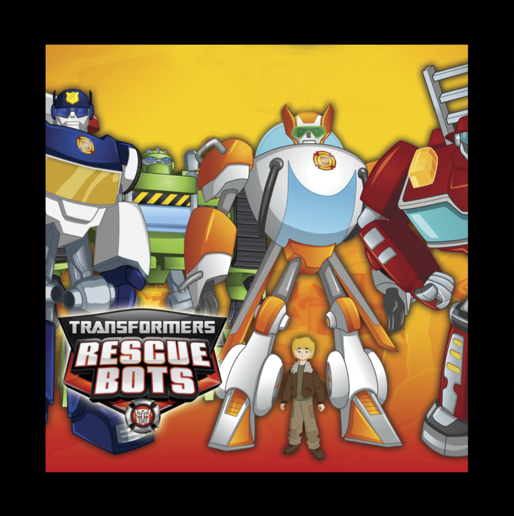Transformers    Rescue Bots -