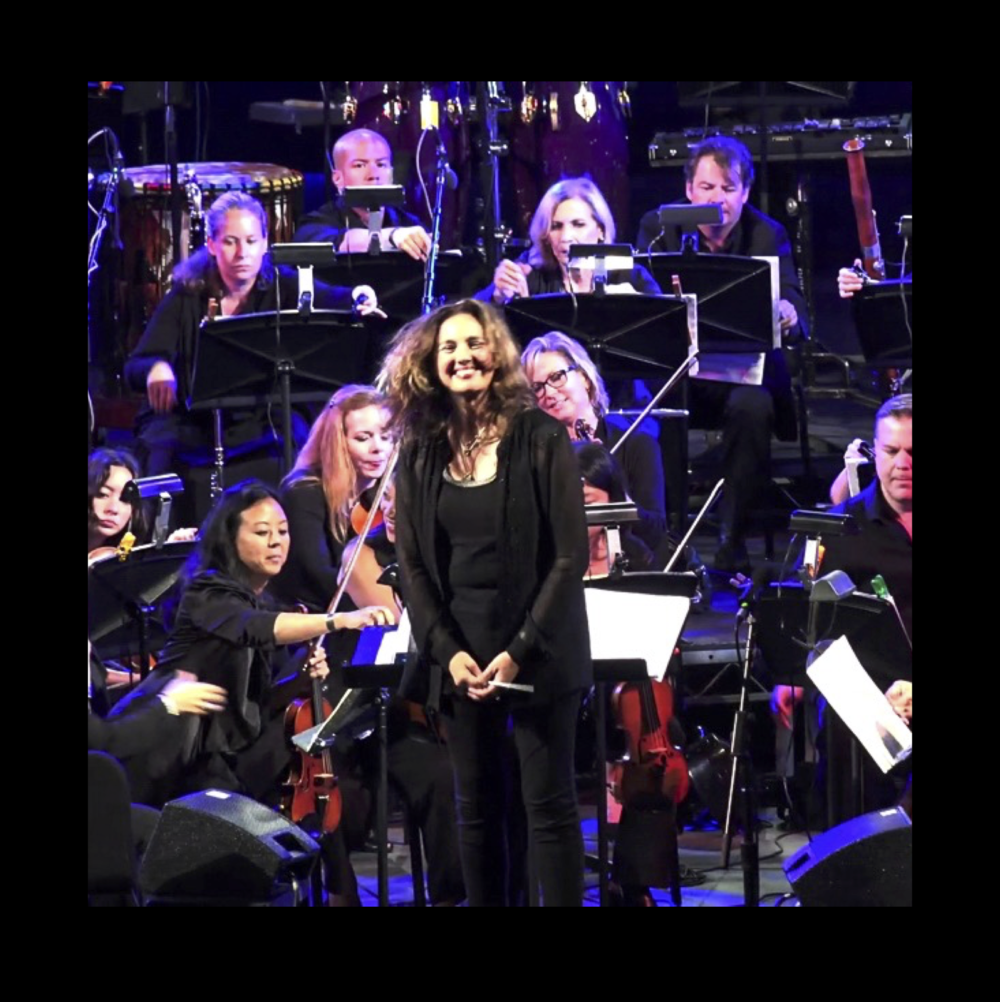 Women Who Score Concert - Special Projects and Orchestral Works