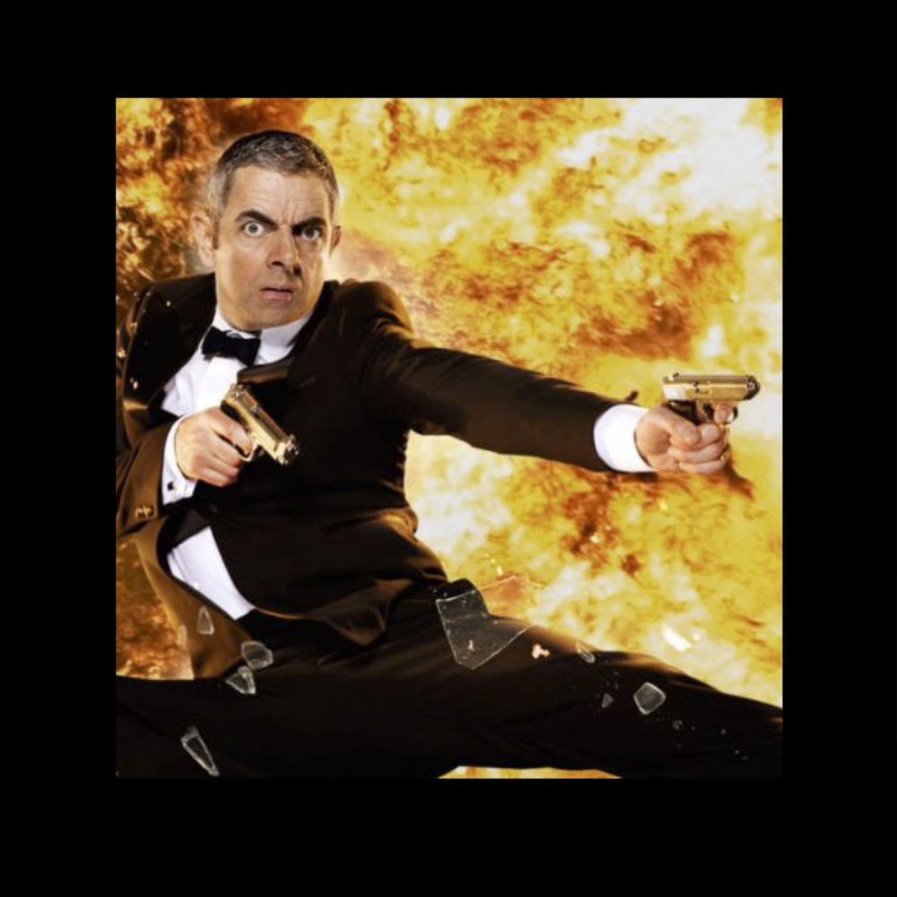 Johnny English -