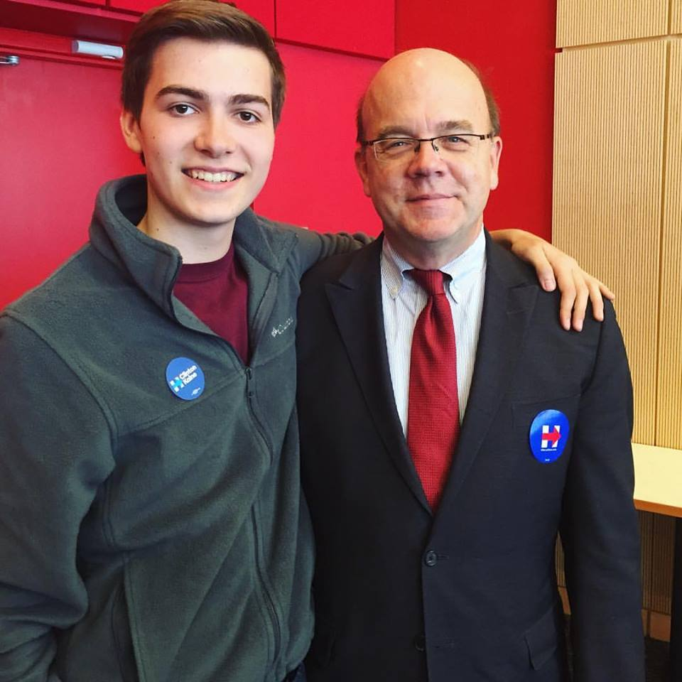 Congressman Jim McGovern was among those that joined in signing on as a co-sponsor to the congressional resolution. Casey has remained connected to the Congressman, whose district office has supplied key members of Casey's campaign staff!