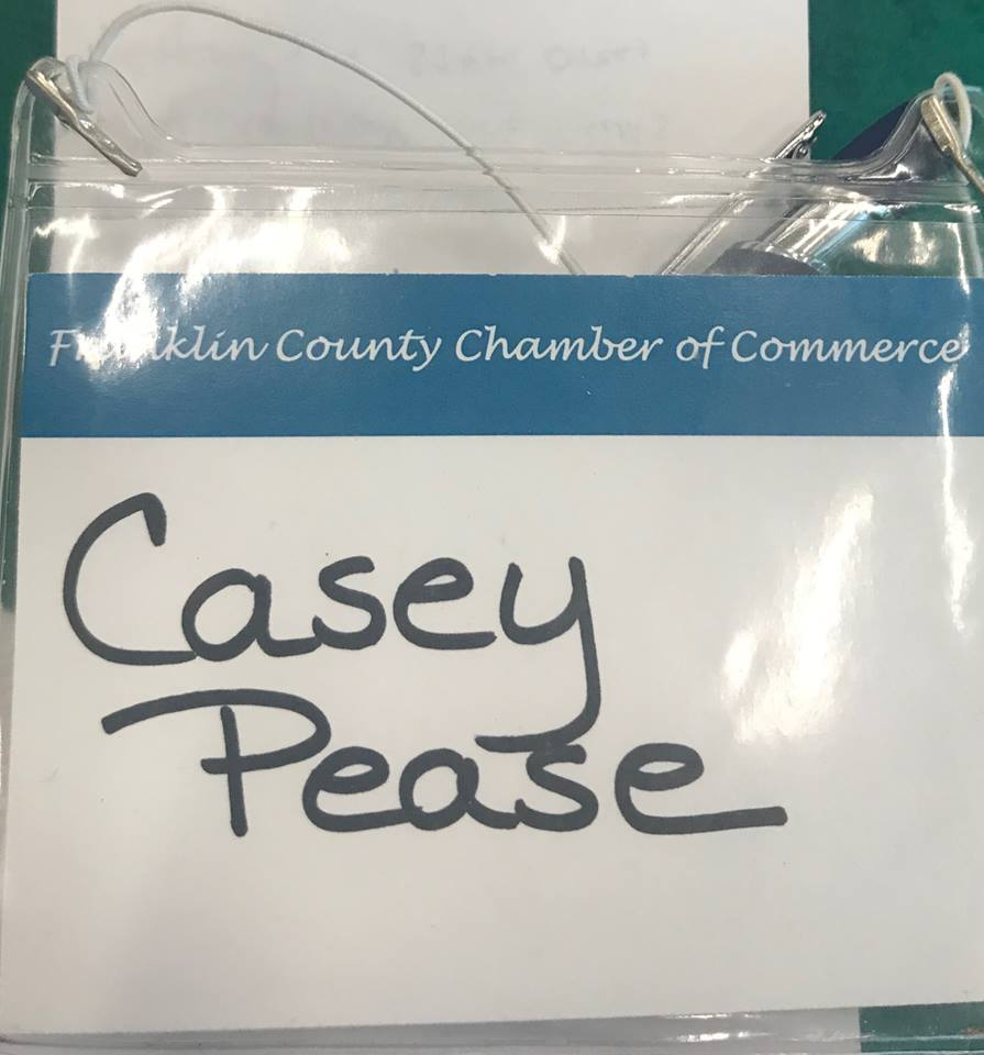 Casey has never stopped being engaged with our local communities—from Franklin County to Hampshire and Hampden.
